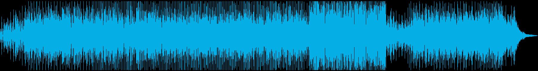 サラサラ ジャズ ラテン ポップ ...の再生済みの波形