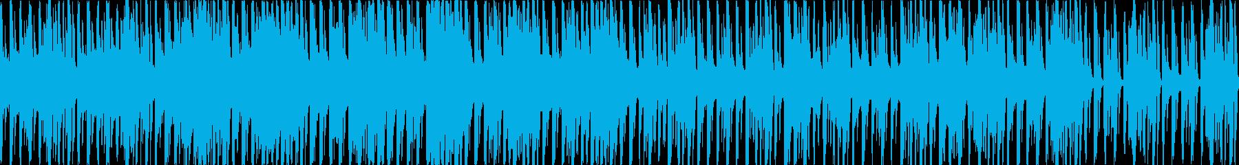 和室でゴロゴロするときなどにの再生済みの波形