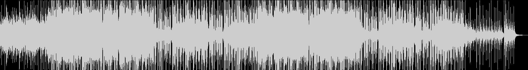 令和をイメージした和風テクノポップの未再生の波形