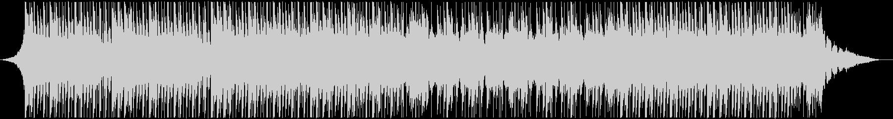 メディカルコーポレート(中)の未再生の波形