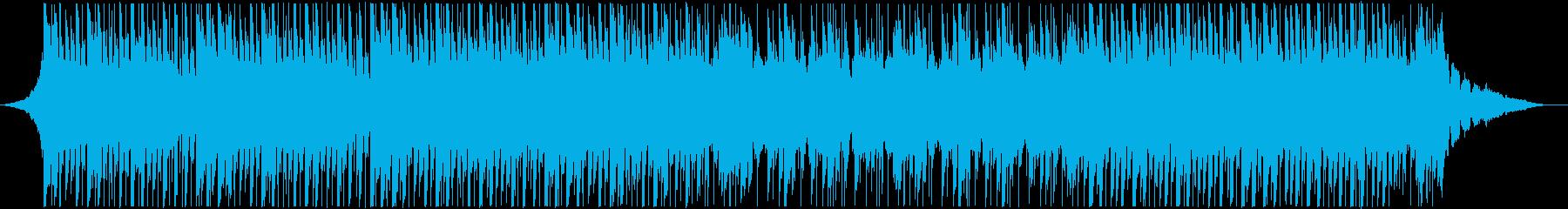 メディカルコーポレート(中)の再生済みの波形