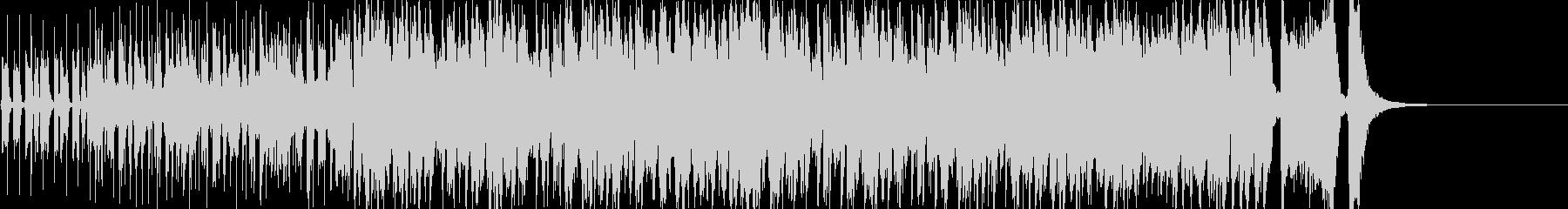 ノリノリなジャズ-短縮版-の未再生の波形