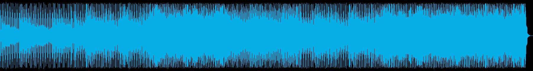 サイバー/エレクトロ_No579_1の再生済みの波形