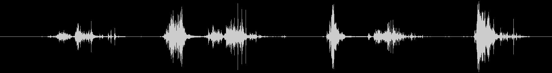 フリントイグナイター:ショートラピ...の未再生の波形
