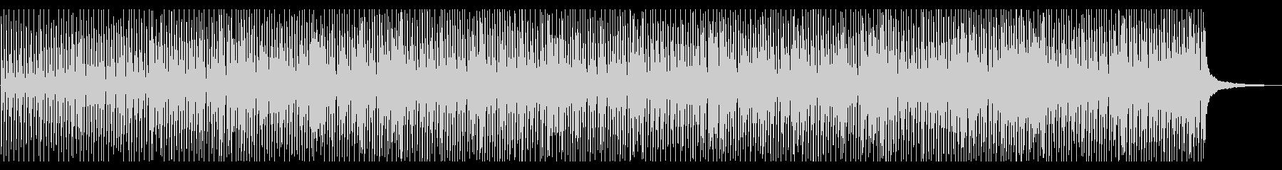 明るく朗らかなコンセプトムービー系の未再生の波形