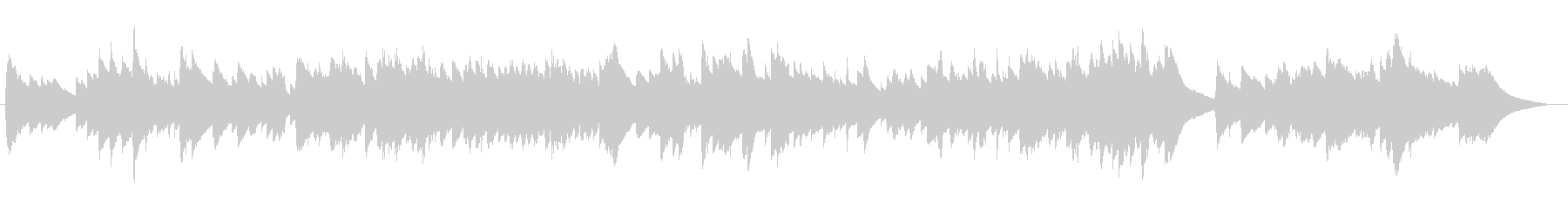 Wagner's Nuremberg オ ル music box style's unreproduced waveform