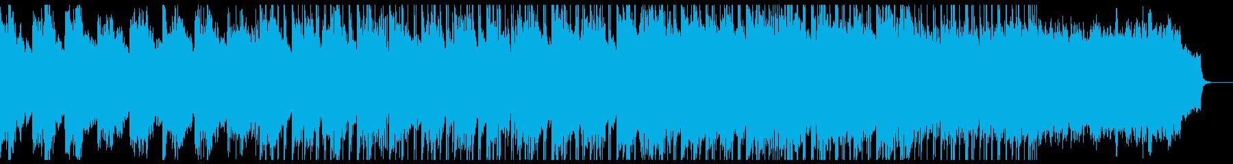 ギターの感傷的なチルアウトポップ。の再生済みの波形