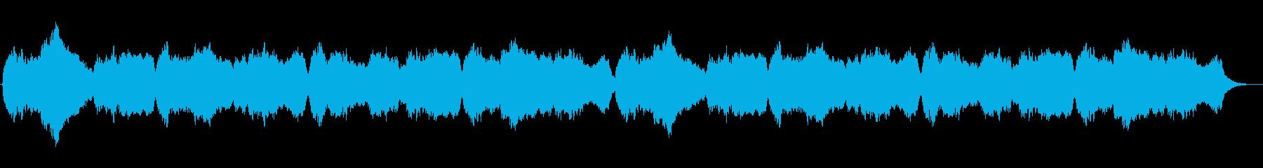 賛美歌「いつくしみ深き」1〜2番のみの再生済みの波形