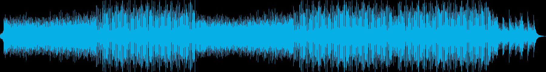 EDM・幻想的・かわいい・エモーショナルの再生済みの波形