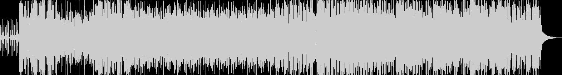 ウクレレと口笛が印象的なポップで楽しい曲の未再生の波形