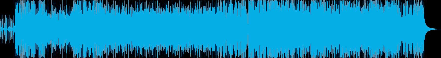 ウクレレと口笛が印象的なポップで楽しい曲の再生済みの波形