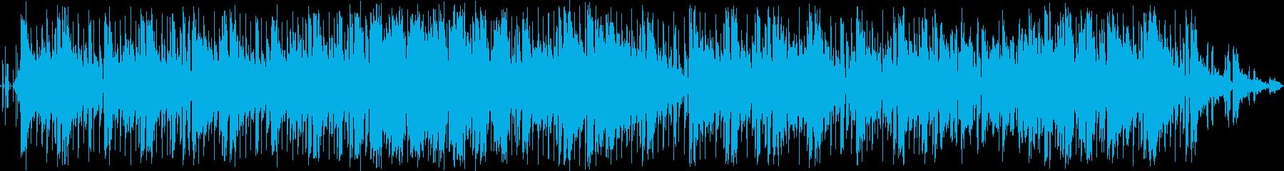 洗練されたパズルゲーム_ステージの再生済みの波形