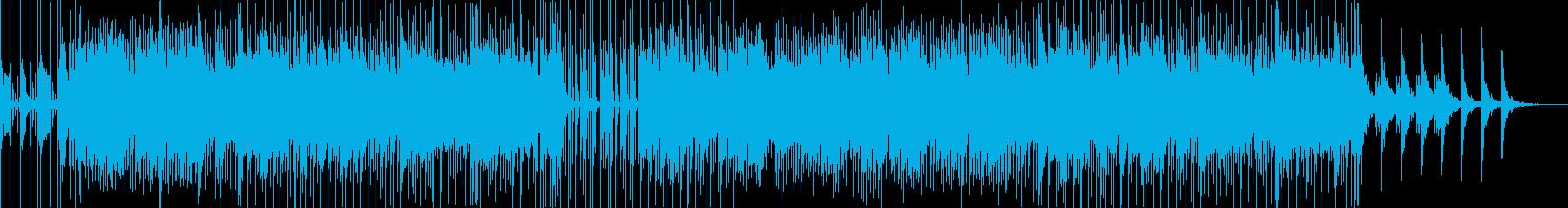 ラテン風味でアンニュイなチルトラップの再生済みの波形
