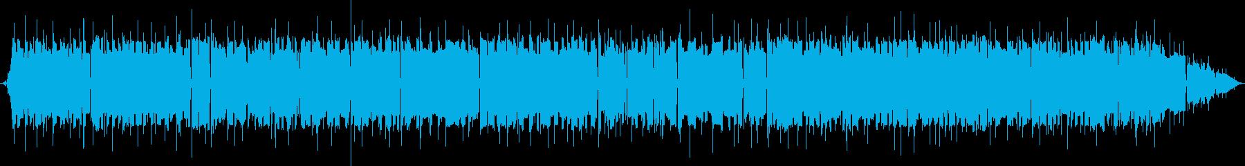 【ゲーム】コンピュータ データ音の再生済みの波形