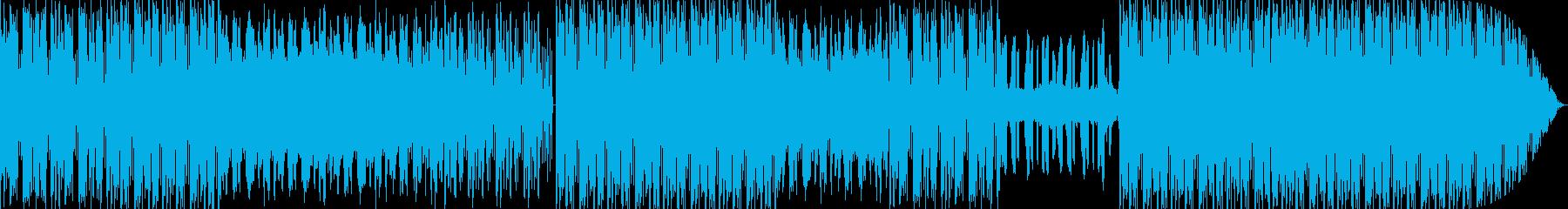 未来・SF・エレクトロニカの再生済みの波形