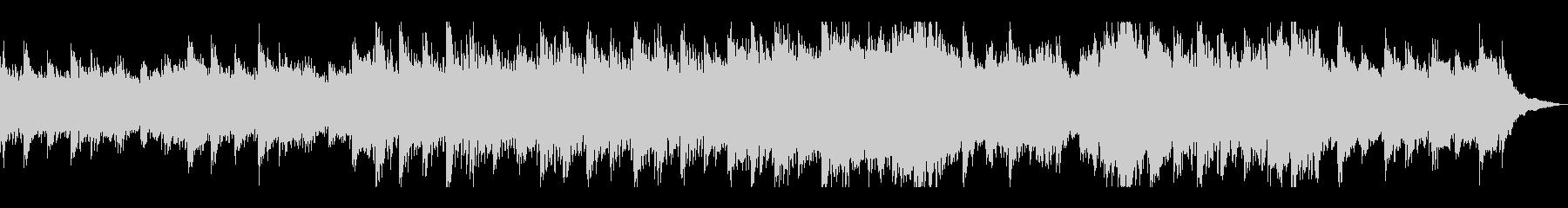 万能曲:シンプルでピアノが印象的の未再生の波形