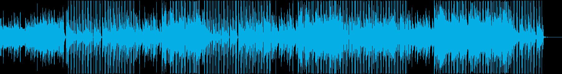 pianoの旋律が心地よいバラードの再生済みの波形