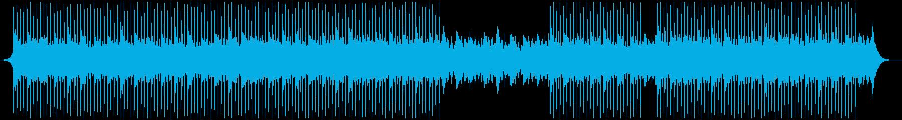 起動の再生済みの波形