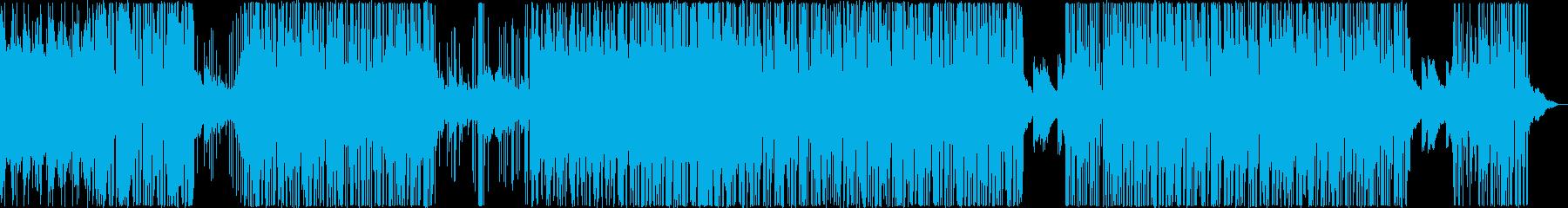 壮大なBGMですの再生済みの波形