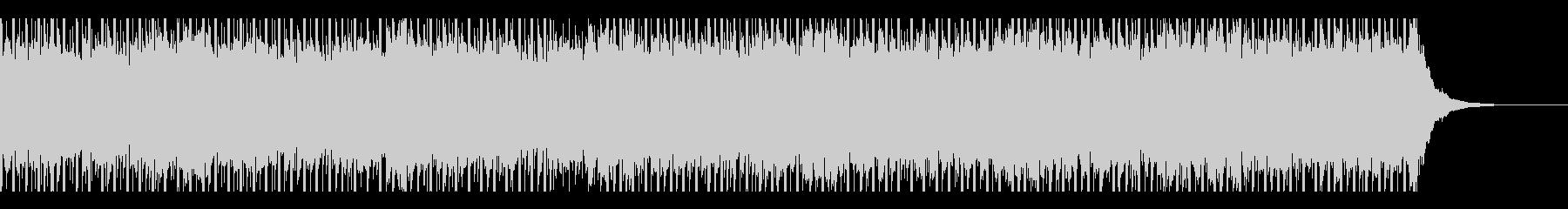 コーポレートローンチ(60秒)の未再生の波形