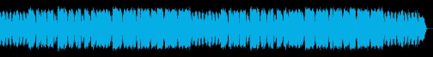 しとやかで優しい旋律をサックスが奏でますの再生済みの波形