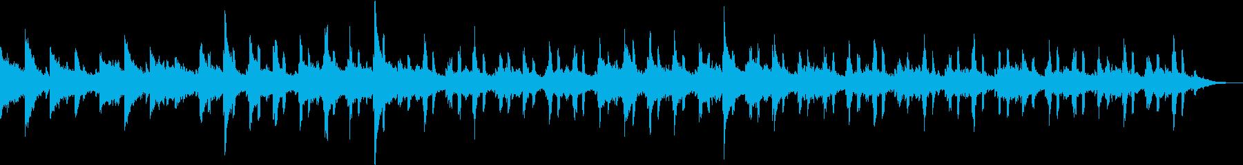 流星群 宇宙 キラキラ プラネタリウムの再生済みの波形