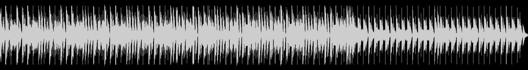 【ループ・Pf抜】軽快なピアノEDMの未再生の波形