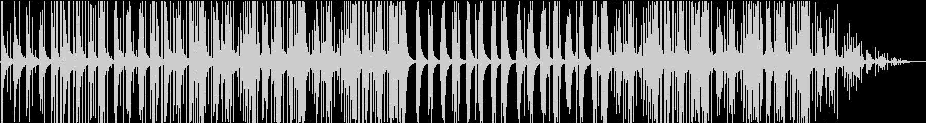 揺らめき/ローファイ_No415の未再生の波形
