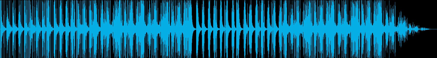 揺らめき/ローファイ_No415の再生済みの波形