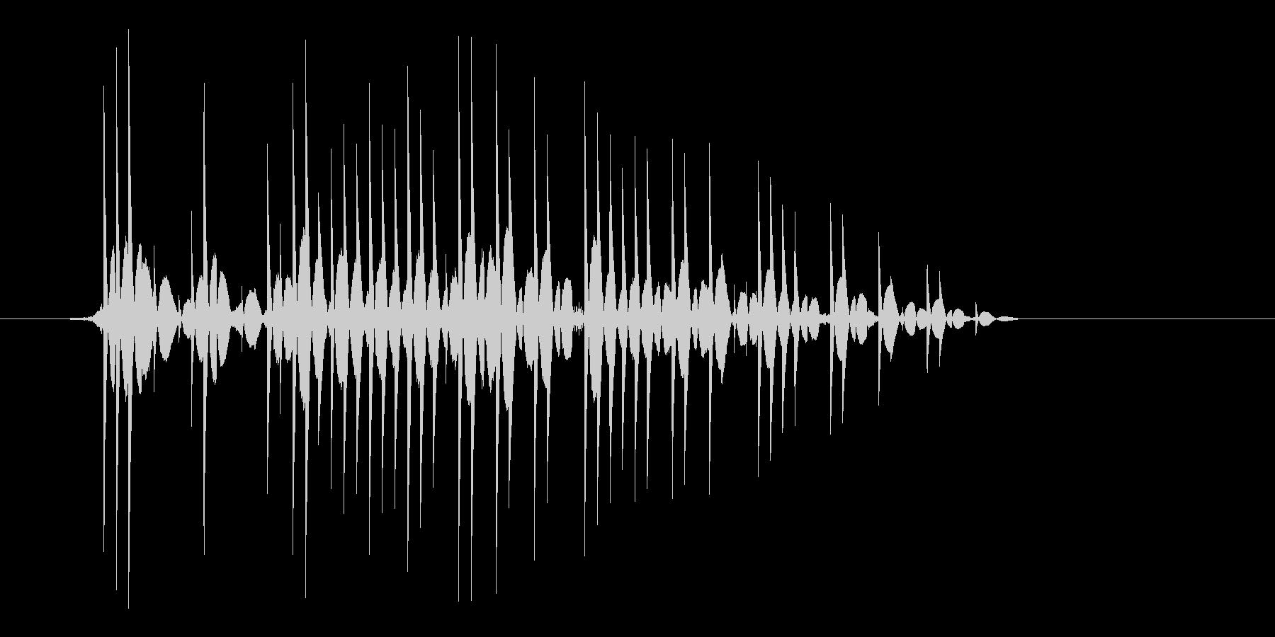 ゲーム(ファミコン風)爆発音_020の未再生の波形