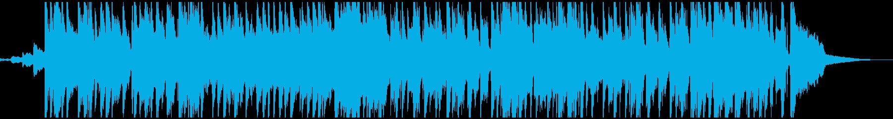生演奏・ジングルベルビッグバンドアレンジの再生済みの波形
