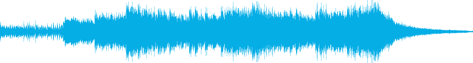 電気楽器。高速アクション追跡興奮の危険。の再生済みの波形