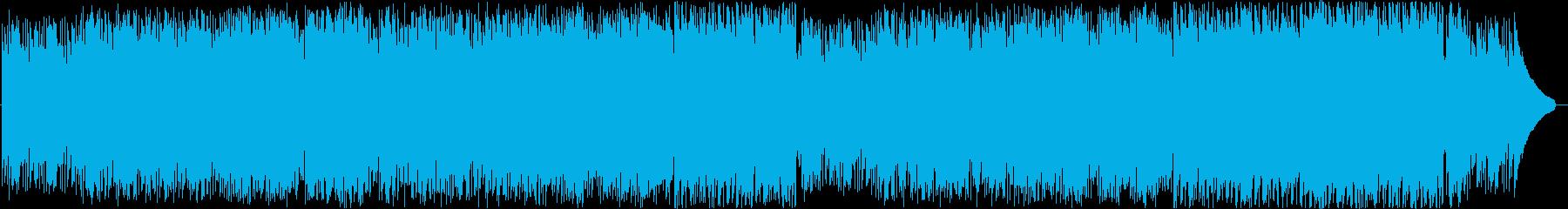 笛による和風でJazzyなインスト曲の再生済みの波形