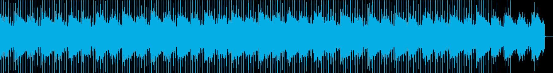淡々とビートを刻む少し切ないギターの再生済みの波形