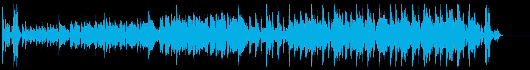 【オーケストラ】子供勇者_冒険_ドキドキの再生済みの波形