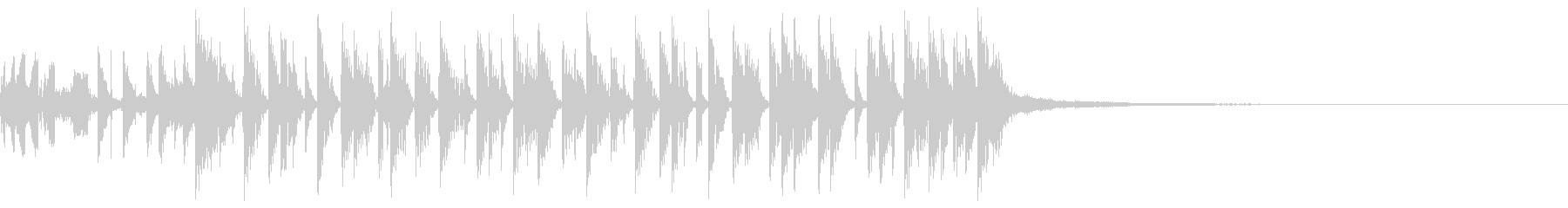 ジャイロスコープALT。混合の未再生の波形