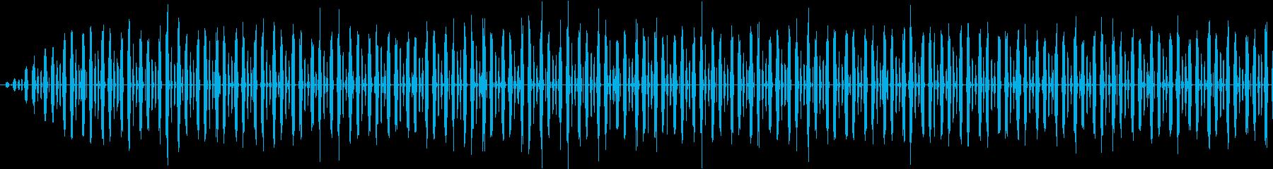 スペースジャバー:高速パルス電子バ...の再生済みの波形
