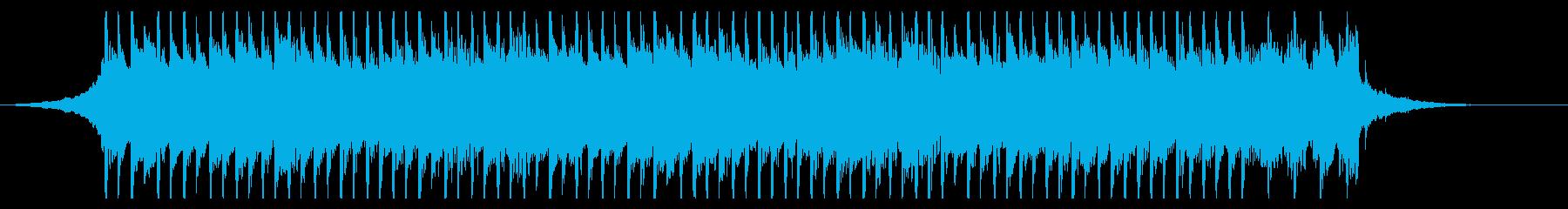 ポジティブコーポレート(30秒)の再生済みの波形