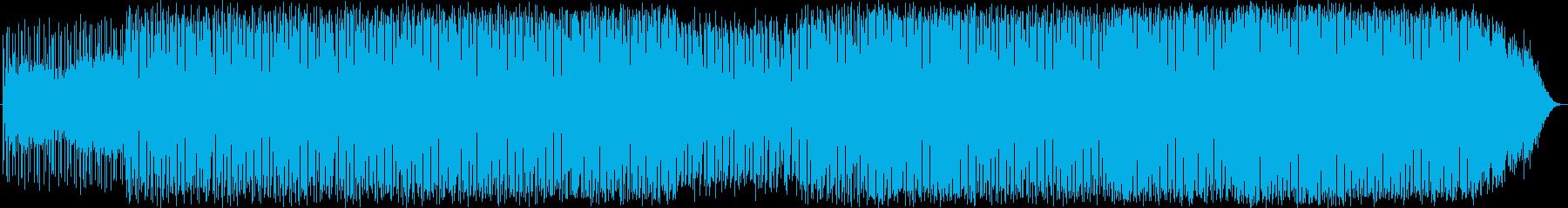 モダン 実験的 ポジティブ 明るい...の再生済みの波形