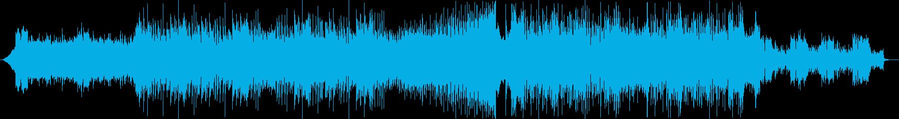 美しくメロウなFuture Bass_bの再生済みの波形