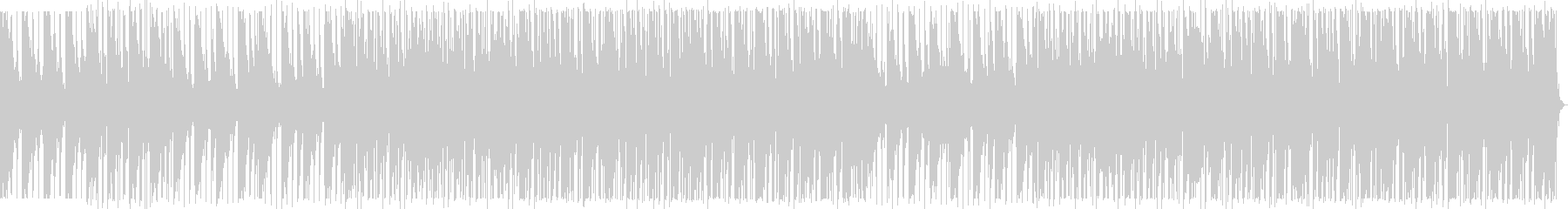 とろけそうなハウス_No641_1の未再生の波形