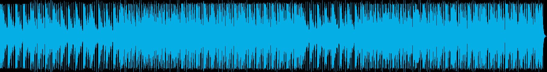 とろけそうなハウス_No641_1の再生済みの波形
