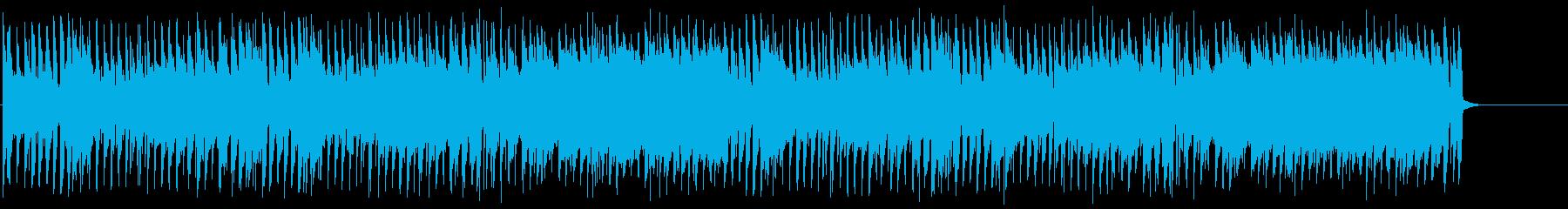 ショッピング ショータイム 情報 店内の再生済みの波形