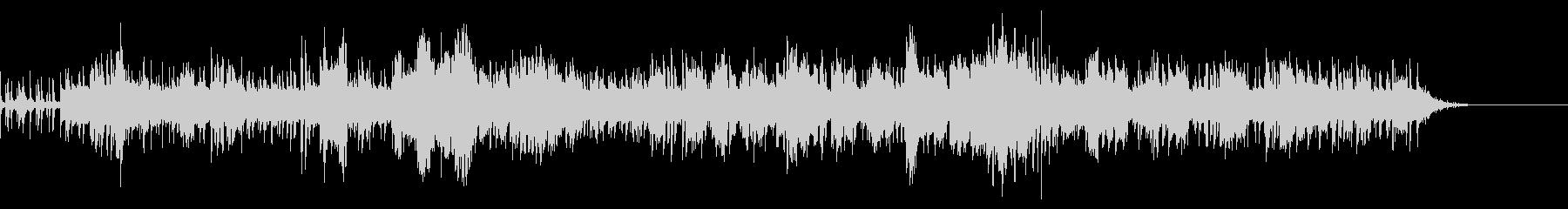 ソプラノsax子供voiceで暗funkの未再生の波形
