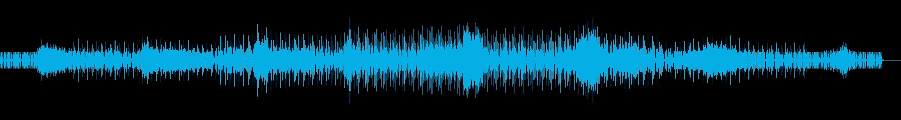 中東の音を伴う忘れられない神秘的な...の再生済みの波形