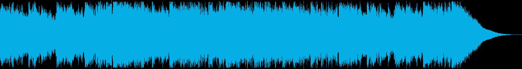 CM・洋楽・爽やかな男性ボーカルポップスの再生済みの波形
