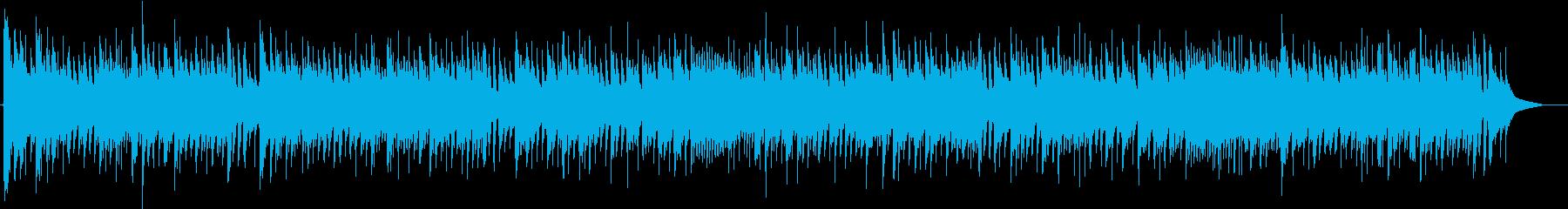 結婚式バッハメヌエット116ソフトロックの再生済みの波形