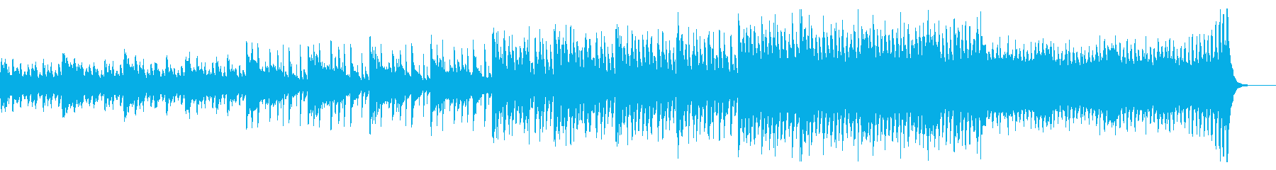 シリアスなゲームミュージック/鐘の再生済みの波形