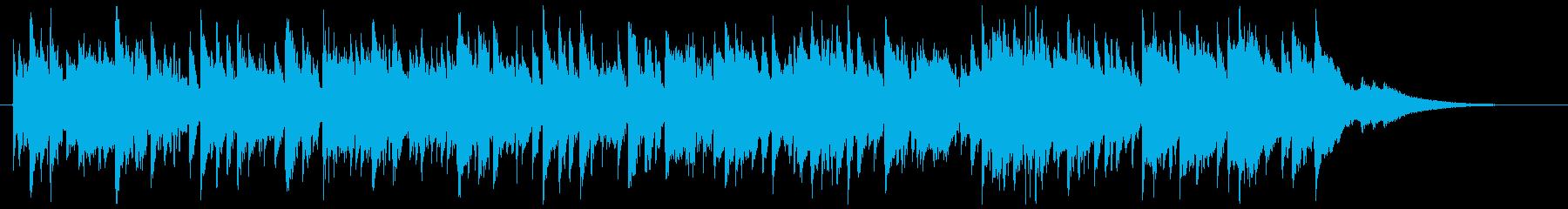タンゴ サンバ ほのぼの 幸せ ド...の再生済みの波形