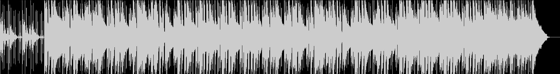AIによるリマスターバージョンの未再生の波形
